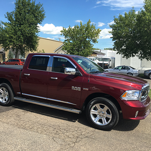 2015 Dodge Ram 1500 Raven Truck Accessories Install Shop