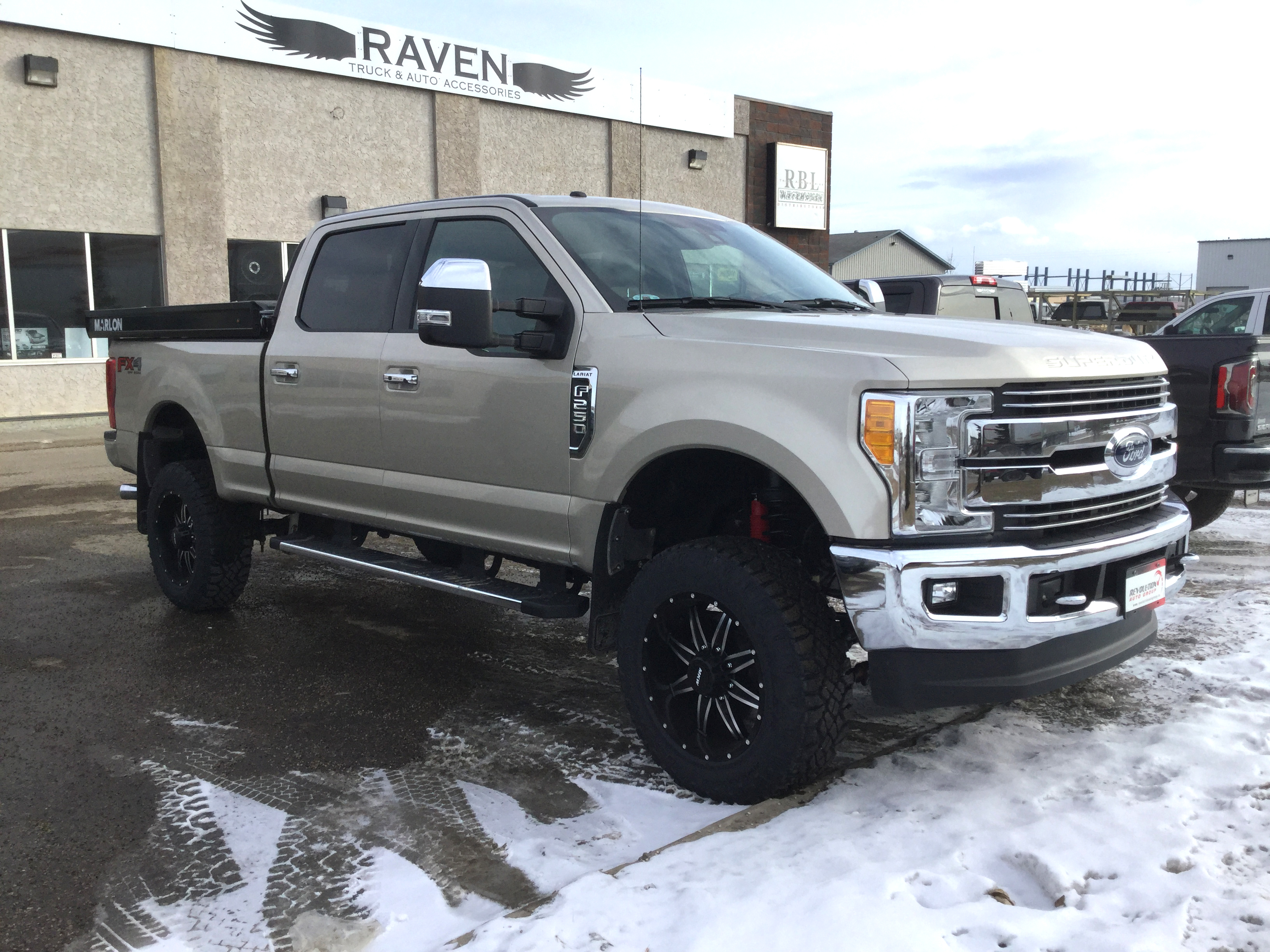 2017 Ford F150 Accessories >> Ford | Raven Truck Accessories Install Shop