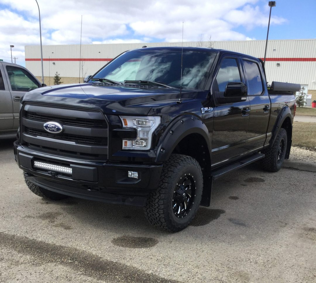 Ford Raven Truck Accessories Install Shop