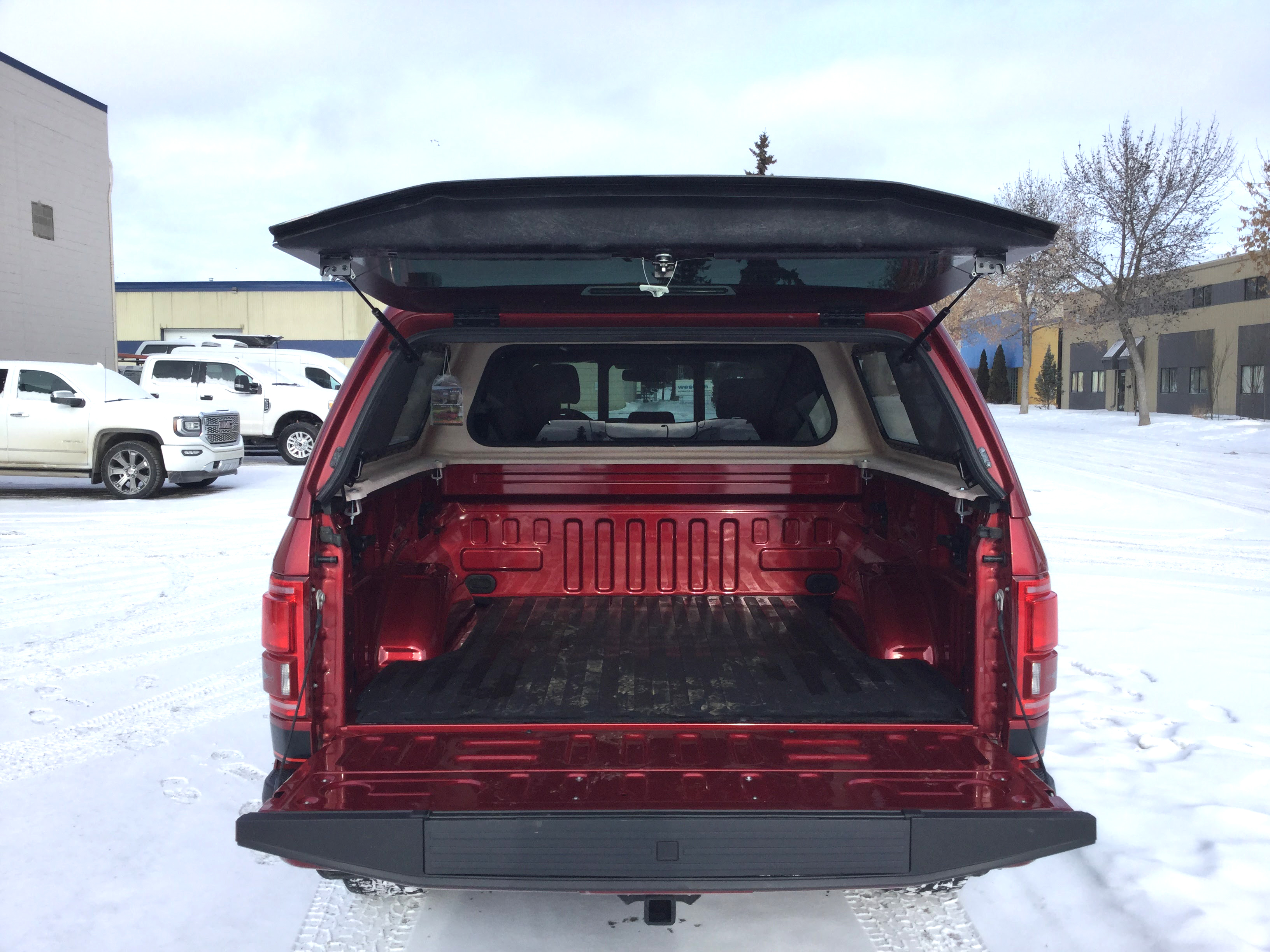 2016 Ford F150 Raven Truck Accessories Install Shop