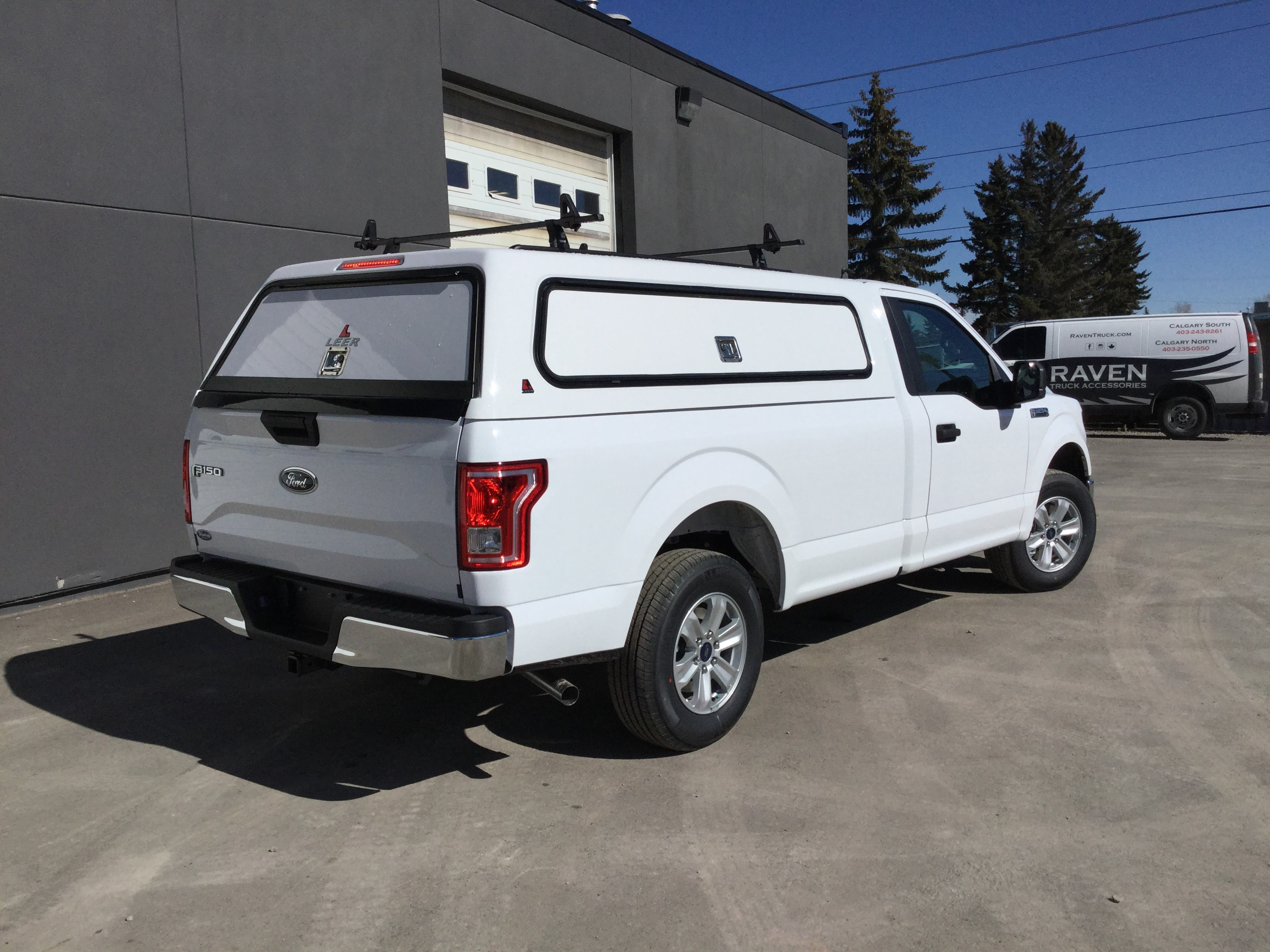 Ford F Sc Raven Truck Accessories Install Shop