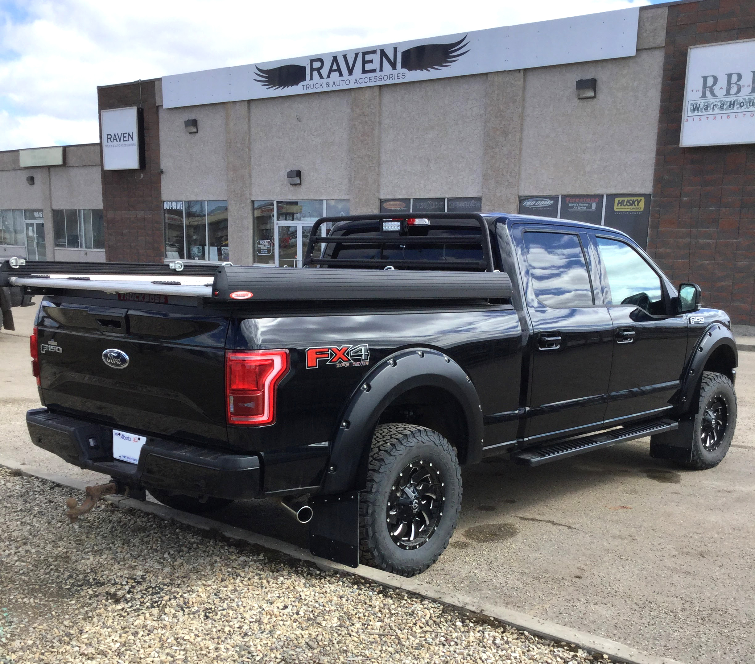 2017 ford f150 raven truck accessories install shop. Black Bedroom Furniture Sets. Home Design Ideas
